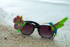 Fancy sunglasses Royalty Free Stock Photography