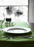 Fancy Table Setting Royalty Free Stock Image