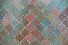 Fancy tile design texture Stock Photo