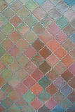 Fancy tile design texture Stock Photos