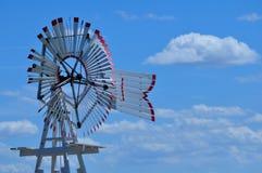 Fancy Windmill Royalty Free Stock Photos