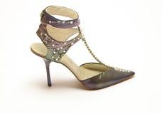 Fancy women shoes Royalty Free Stock Image