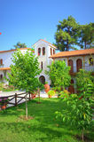 Faneromeni kloster Grekland royaltyfri bild