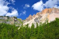 Fanes Park - Italy Royalty Free Stock Image