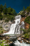 Fanes waterfall Royalty Free Stock Image