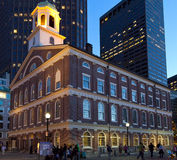 Faneuil Hall Royalty Free Stock Images