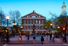 The Faneuil Hall Royalty Free Stock Image