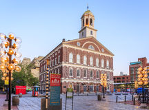 Faneuil Hall Stockfotografie