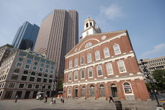 Faneuil Hall, Boston Stock Photos