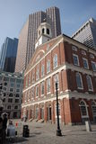 Faneuil Hall, Boston Royalty Free Stock Images