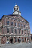 Faneuil Hall in Boston Stockbilder