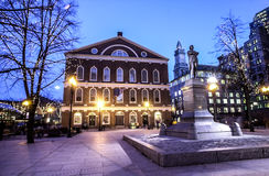 Faneuil Hall, Boston, MA Stock Photography