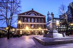 Faneuil Hall, Boston, MA Stock Photography