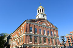 Faneuil Hall, Boston, USA royalty free stock images
