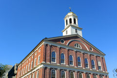 Faneuil Hall, Boston, USA Stock Images