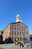 Faneuil Hall, Boston, USA Stock Photography