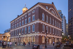 The Faneuil Hall Stock Image