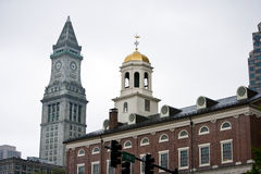 Faneuil Hall  Royalty Free Stock Photography
