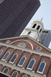 Faneuil Hall Royalty Free Stock Photo