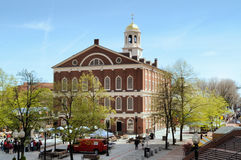 Faneuil Hall Market Place Stock Photography