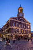 Faneuil Hall Stock Image