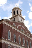 Faneuil Hall at Quincy Market, Boston Stock Photography