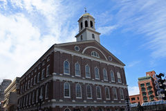 Faneuil Hall, Boston Stock Image