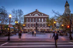 The Faneuil Hall Stock Photos