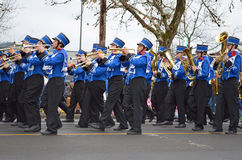 Fanfare Photographie stock