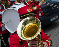 Fanfare Royalty Free Stock Images
