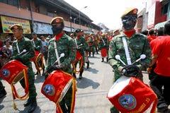 Fanfare d'armée Photos stock