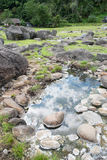 Fang Hot Spring Stock Photos