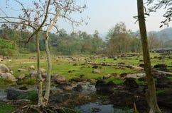 Fang Hot Spring,Thailand Royalty Free Stock Image