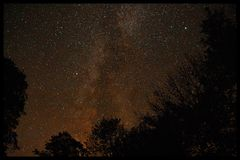 Fangen der Sterne Lizenzfreies Stockfoto