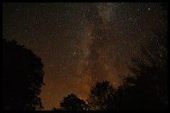 Fangen der Sterne stockfoto