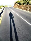 Fangen Sie die Reise an Stockfoto