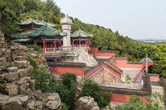Fanghui Palace in Summer Palace complex,  Beijing Royalty Free Stock Photography