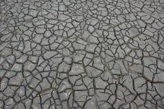 Fango di siccità Fotografia Stock