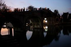 Fangsheng-Brücke stockfotos