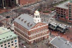Fanieul Hall, Boston Obraz Royalty Free