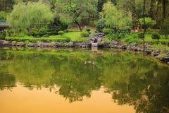 Fanling Hong Lok Park royaltyfria bilder