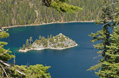 Fannette Island Royalty Free Stock Images