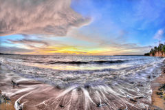 Fannie Bay, Território do Norte, Austrália Fotografia de Stock Royalty Free