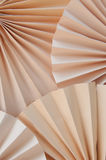 Fanning paper Stock Photos