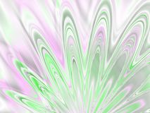 Fanning Pastels Abstract Stock Image