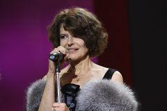 Fanny Ardant Stock Images