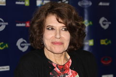 Fanny Ardant Royalty Free Stock Photo