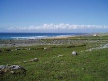 Fanore Beach 1. Fanore Beach, County Clare, Ireland Royalty Free Stock Photos