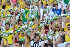 Fans Photographie stock libre de droits