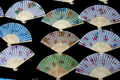 Fans Royalty Free Stock Image